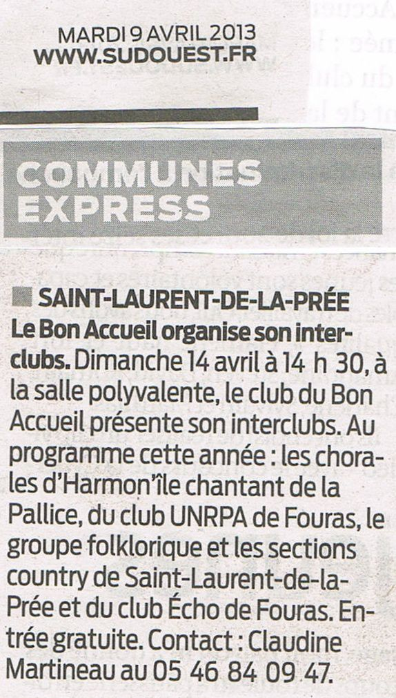 artSO du 90413 Interclubs