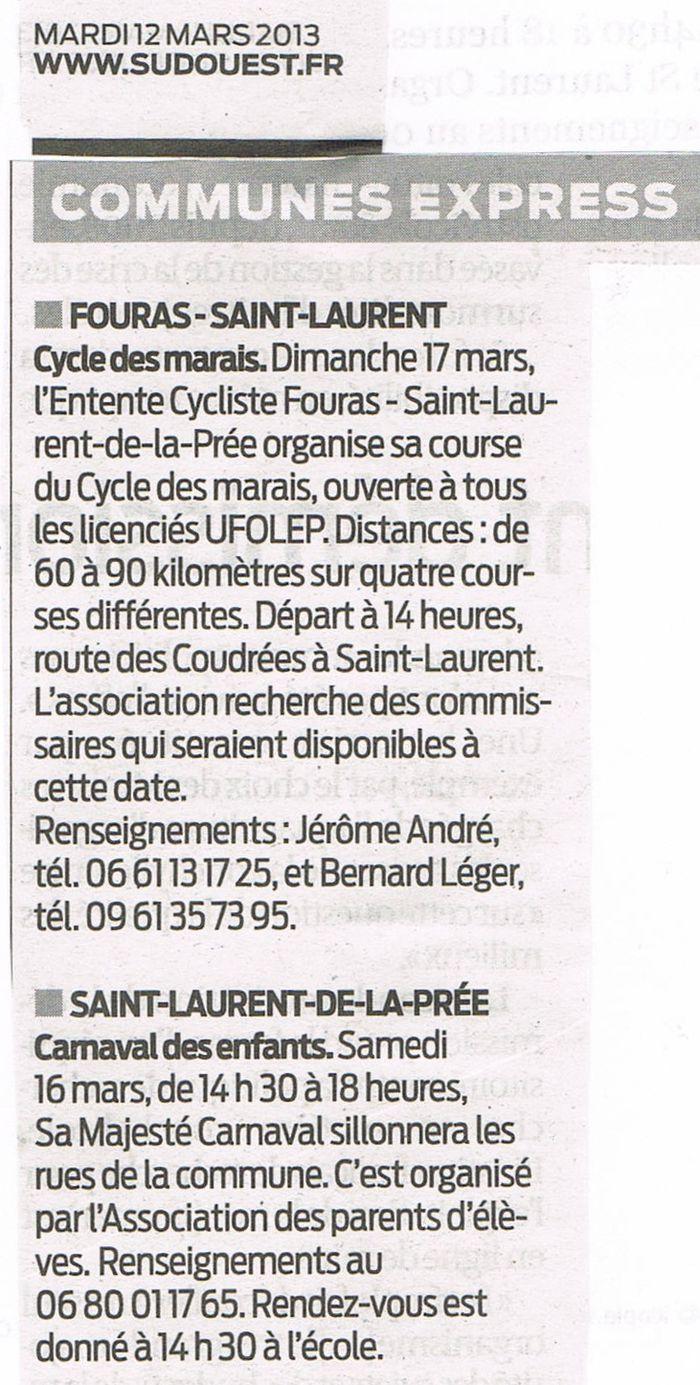 artSO du 120313 Cycle des Marais, Carnaval