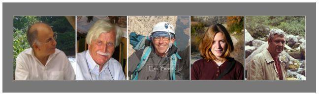 Portraits des auteurs du Blog