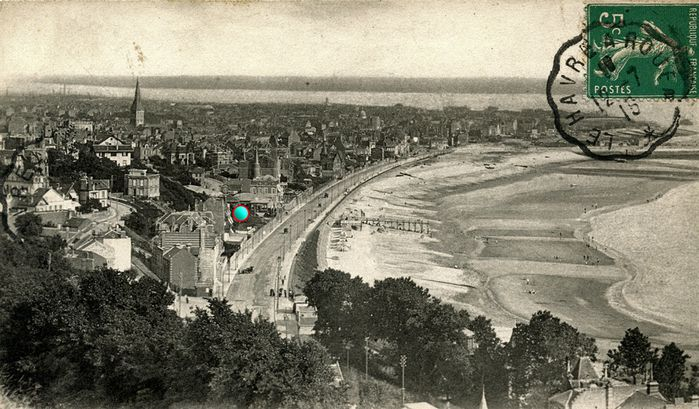 Le Havre 1900