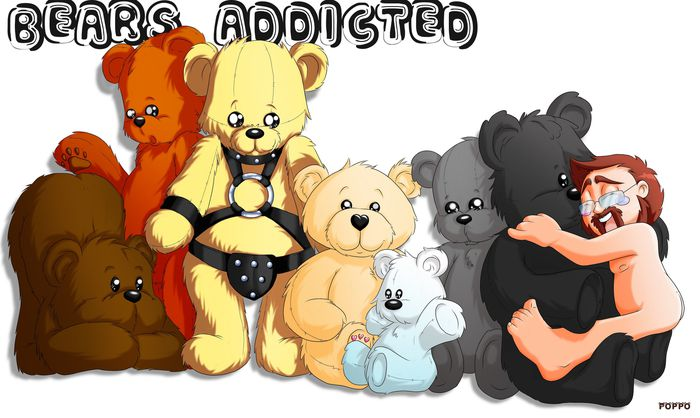 bear addicted