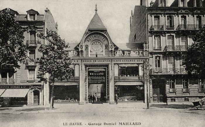 garage Maillard ALG
