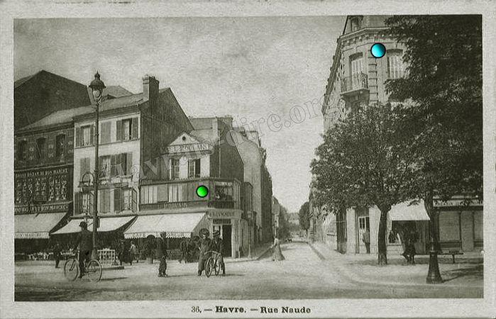 Rue Naude