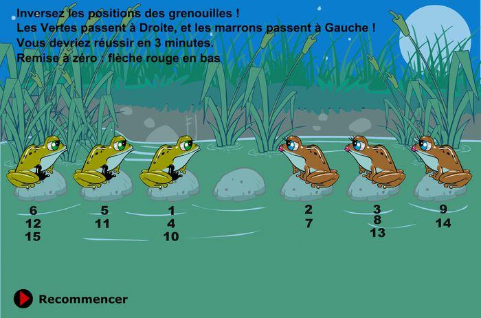 les-grenouilles