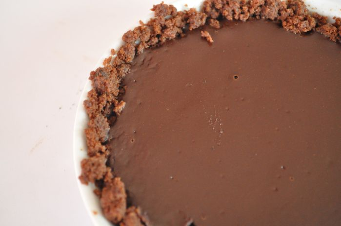 chocolate rich tart
