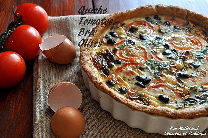 quiche-tomate-brie-olives