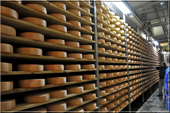 fromages 16