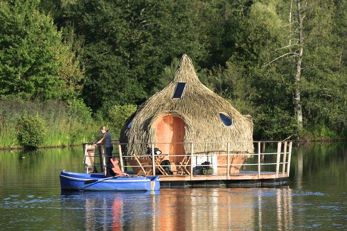 cabane sur l'eau7