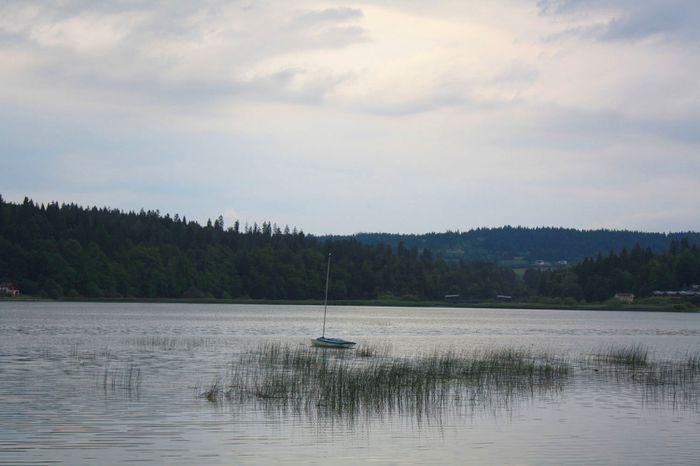 coucher soleil lac 21 juillet 034