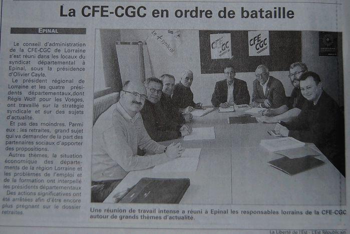 Article ER CFE-CGC 28-04-2010