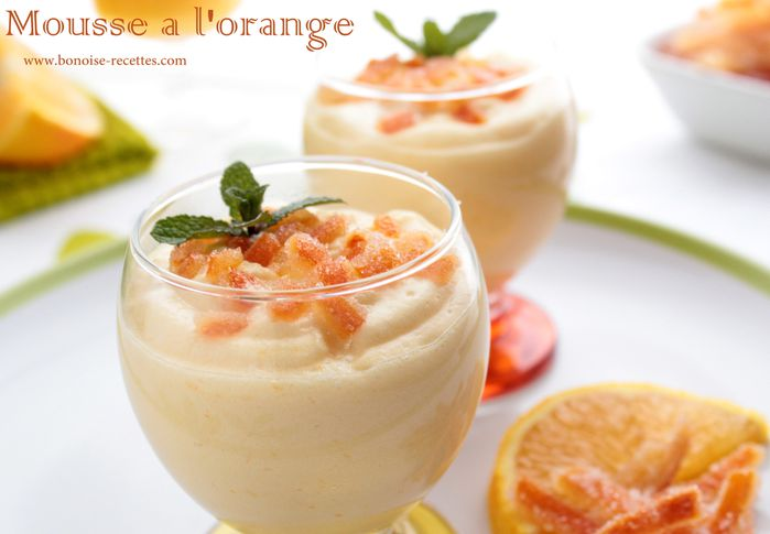 mousse legere a l'orange2