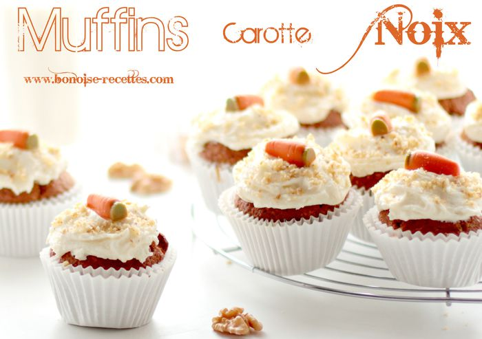 muffins aux carottes4