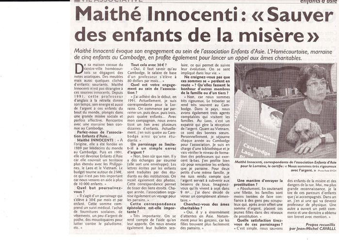 interview Maithé 2012 blog