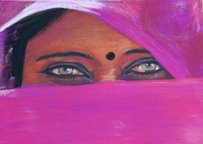 indienne pastel 2010 1