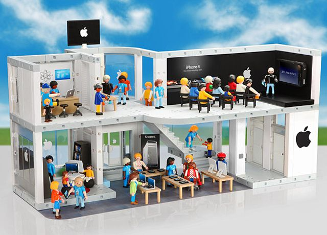 playmobil applestore