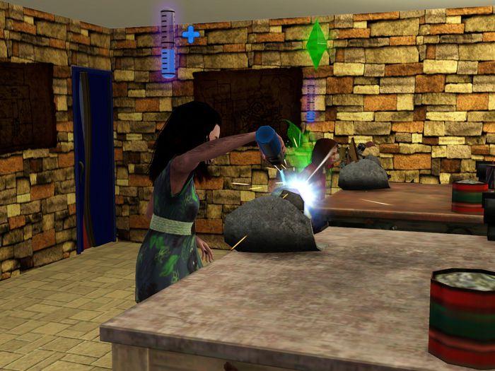 Screenshot Sims 3 2013 PhotoFarfouille