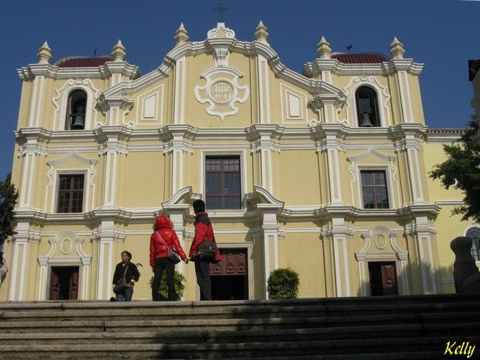 Eglise de MAcao, St Joseph