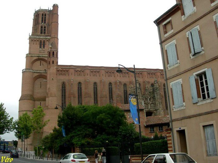 Midi-Pyrenees Tarn Albi cathedrale-Ste-Cecile 81000 03