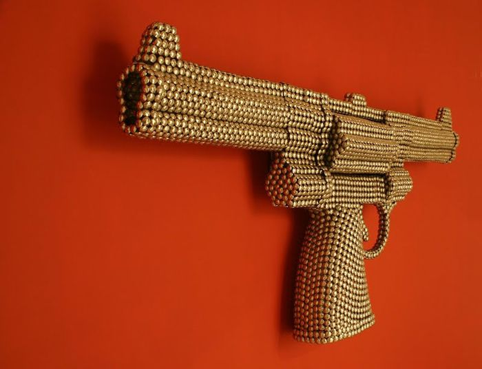 INDIA-Gun of Revolution by Valay Shende