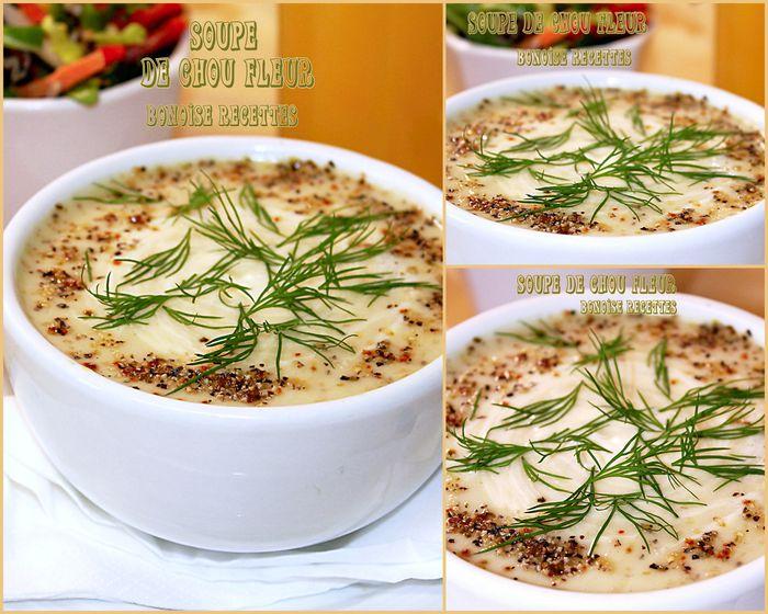 soupe de chou fleur3