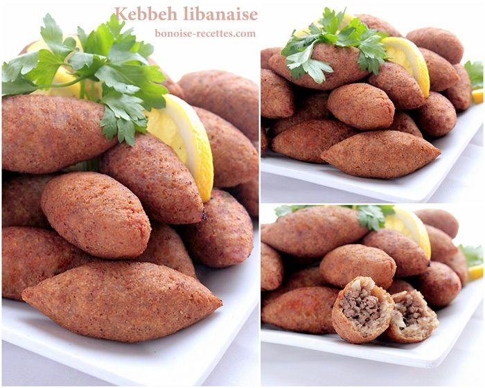 Lebanese recipe kibbeh kibbe recipe lebanese salad for Cuisine libanaise