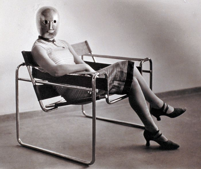 Erich-Consemuller--Woman-in-B3-club-chair-by-Marcel-Breuer.jpg