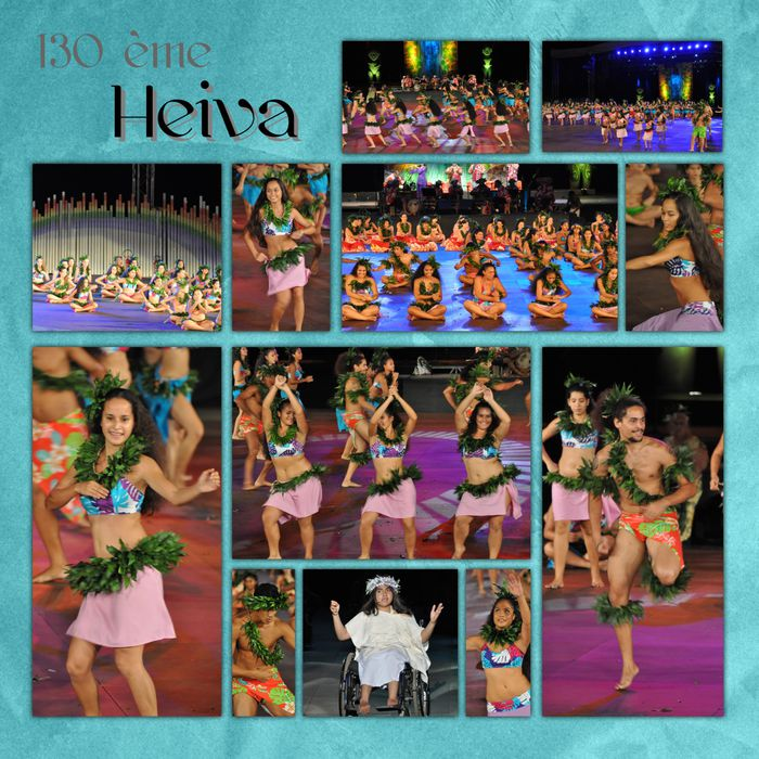 Heiva 2012 suite