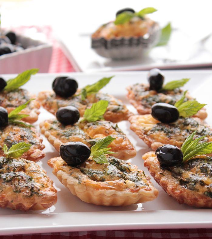 tartelette fromage oeuf