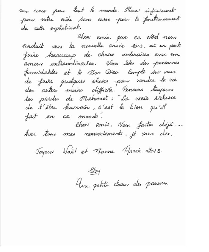 Lettre Elsy 2