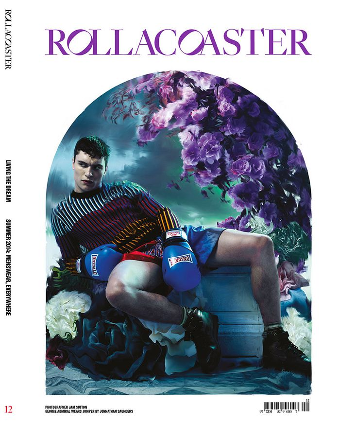 Rollacoaster-George Admiraal photographed by Jam Sutton