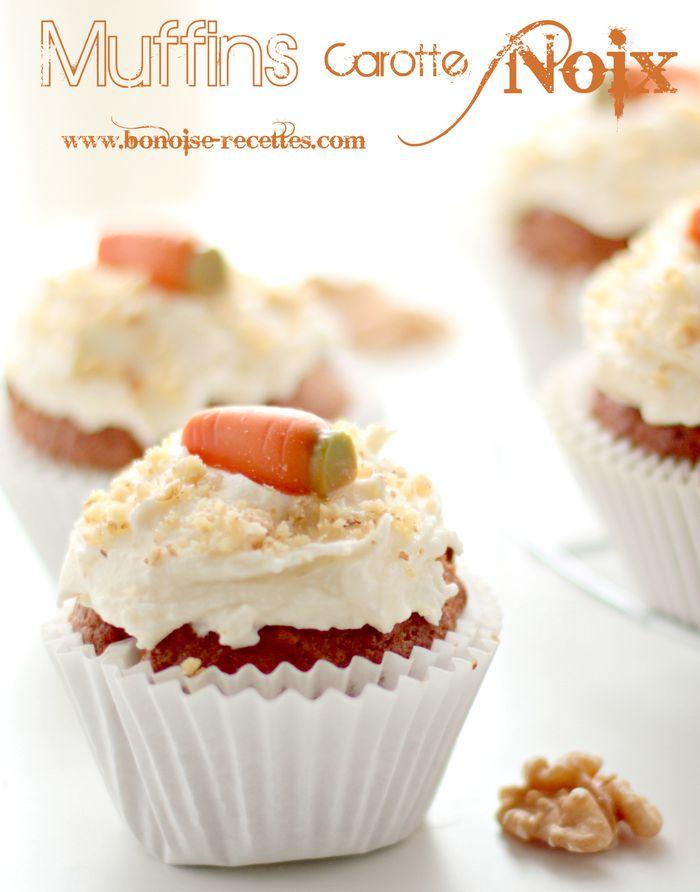muffins aux carottes5