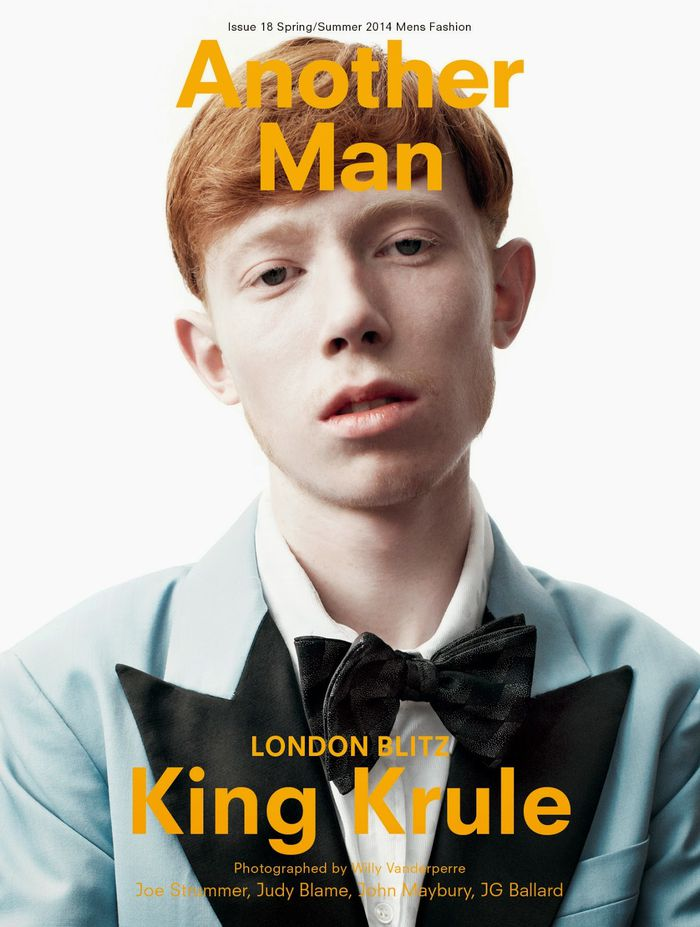 King Krule par Willy Vanderperre 01