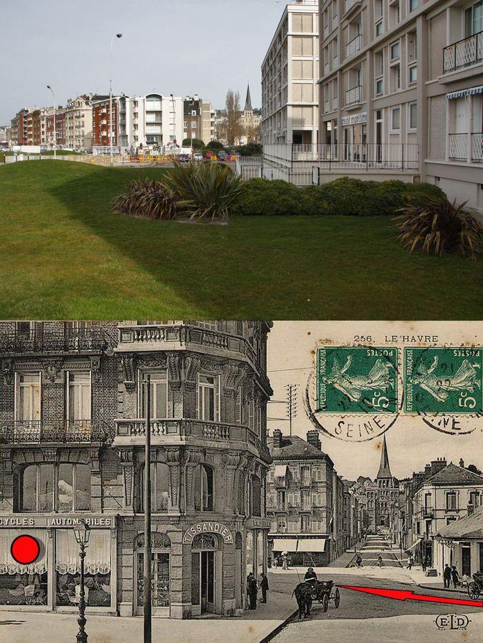 avenue (bld) Foch (11) cinquo