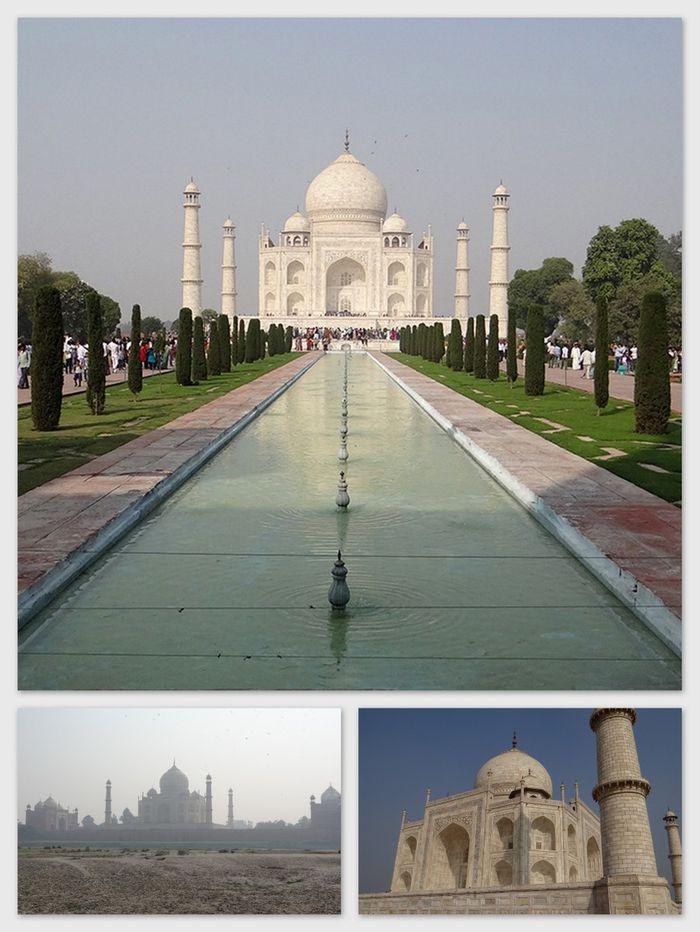 5-Taj Mahal 2012