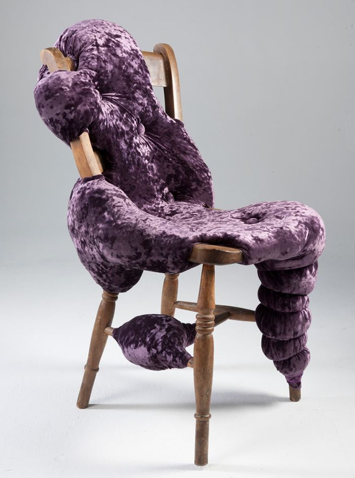 Charlotte Kingsnorth - Hybreed Chairs