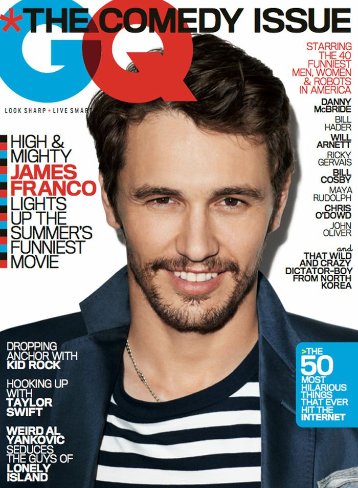 James Franco+American GQ+Terry Richardson 00