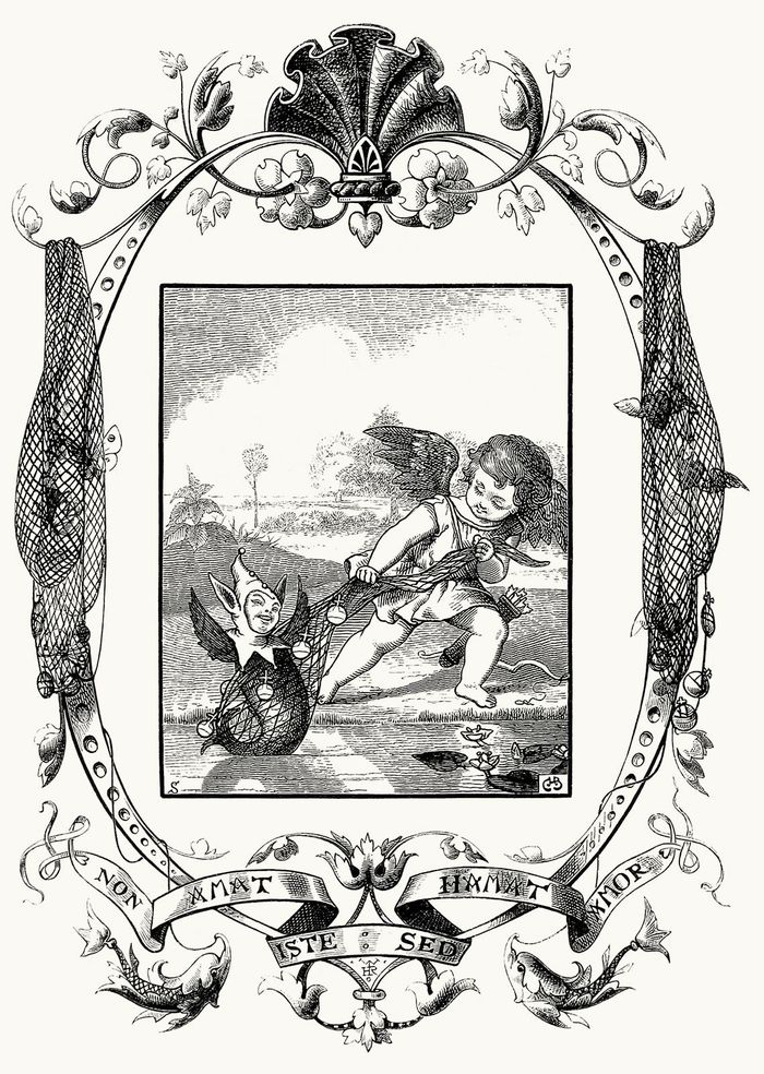 Charles Bennett, from Quarles' emblems, by Franc-copie-3