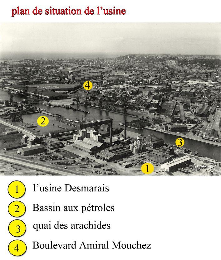 savonnerie desmarais 1 ( à 200 PPP) situation