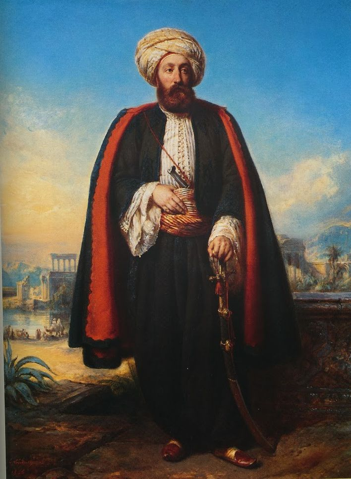 Colonel-George-Fergusson-Henry-Bey-at-the-Sultan-s-Court-by.jpg