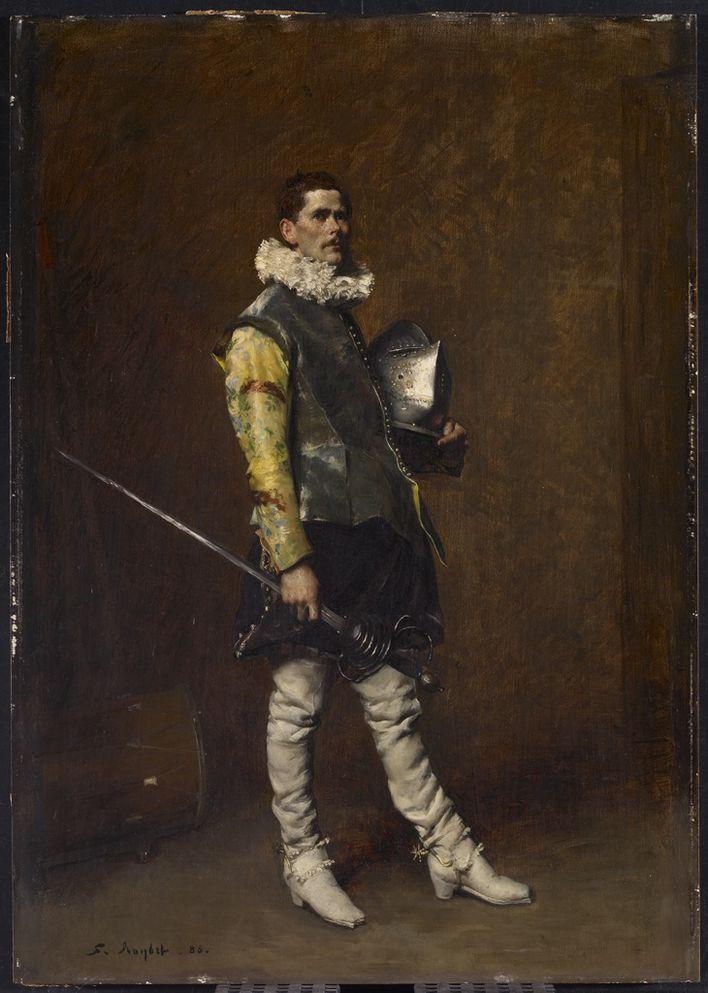 Ferdinand-Victor-Leon-Roybet---Le-Cavalier--1888.jpg