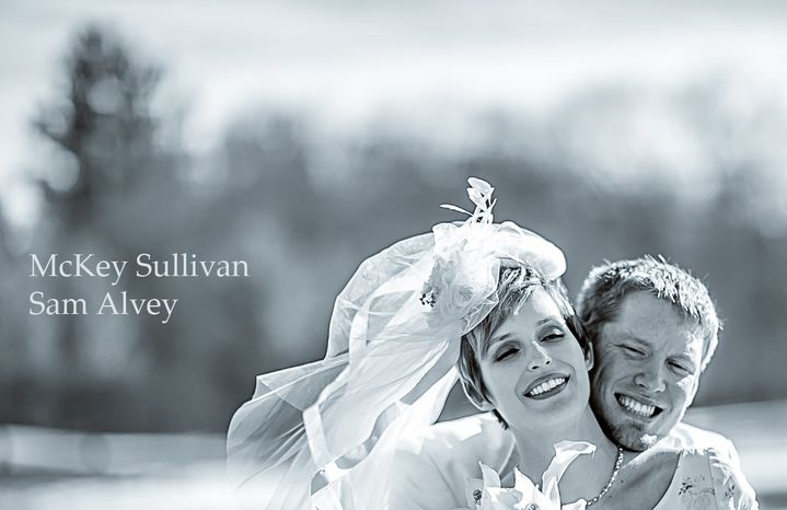 mckey sullivan and sam'nsmile wedding