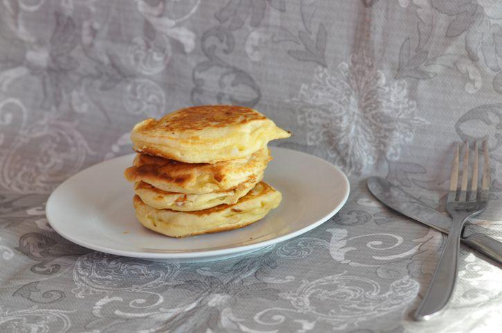 pancakes fourrés