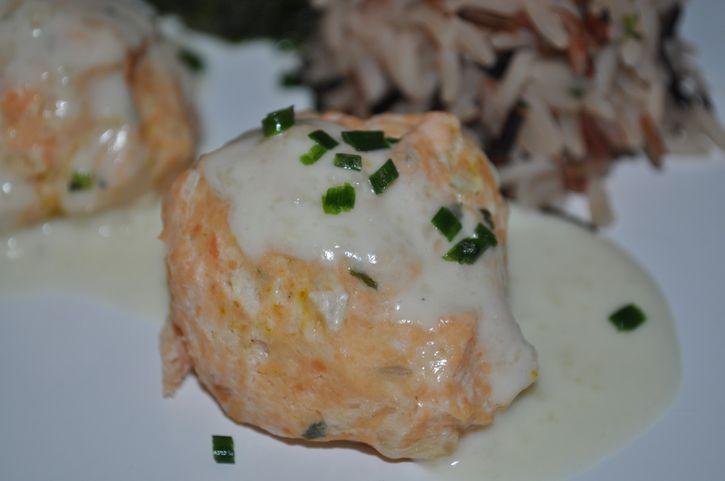 boulette saumon