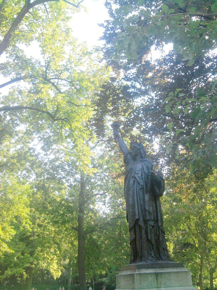 Statues Of The Luxembourg Garden Paris Pictures