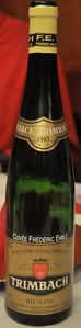 riesling FE 1985 trimbach