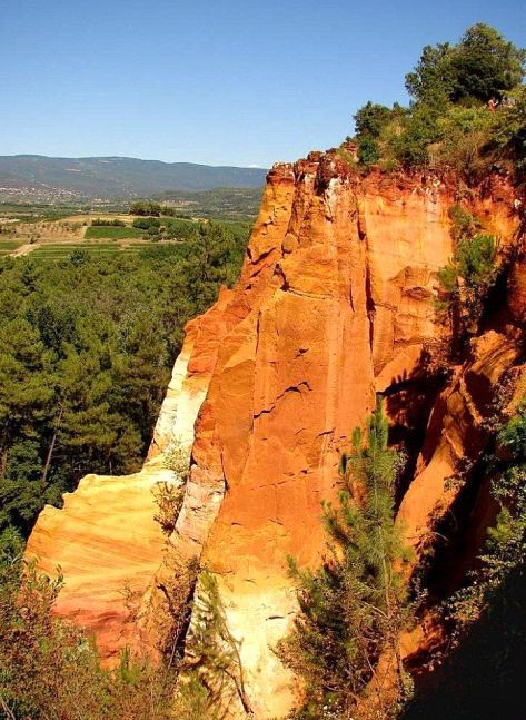 Ocre-Roussillon