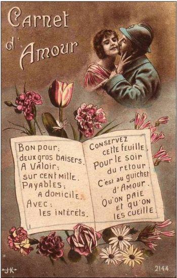Saint-Valentin-carte
