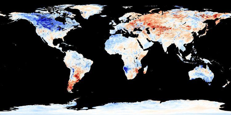 Anomalies T decembre 2008