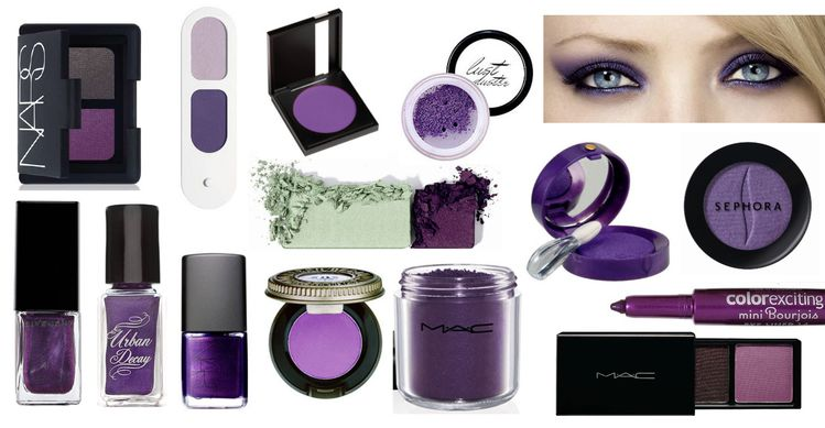 maquillage la vague violette n est pas morte le blog d 39 anne thoumieux. Black Bedroom Furniture Sets. Home Design Ideas