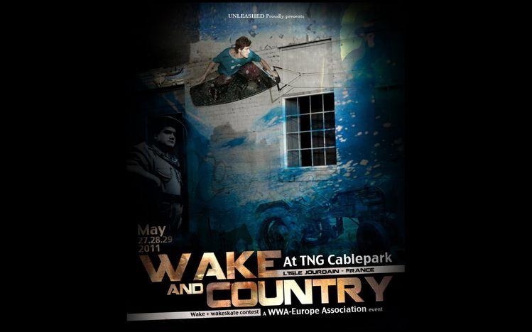 Wake and country 2011 L'Isle Jourdain Gers